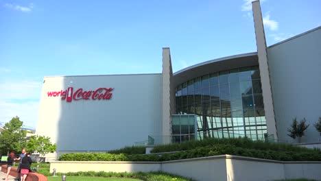 Coca-Cola-world-headquarters-in-Atlanta-Georgia