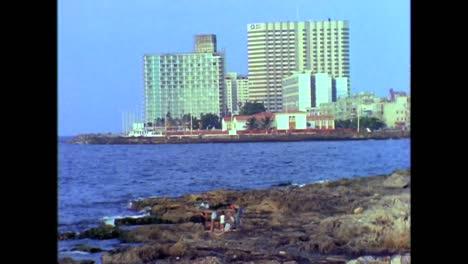 Scenes-along-the-waterfront-in-Havana-Cuba-in-the-1980s