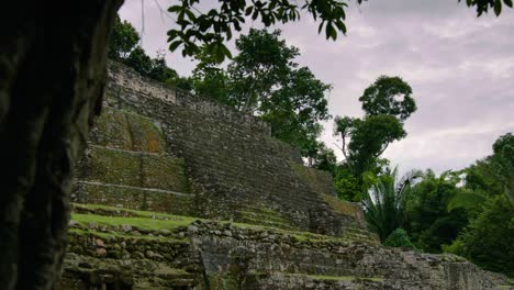 The-Lamanai-Mayan-ruins-of-Belize-are-seen