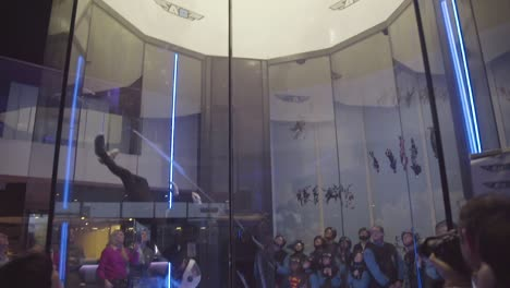 Indoor-Wind-Tunnel-Skydiving-Is-A-Futuristic-Action-Adventure-Sport