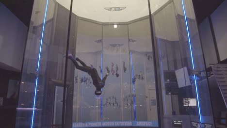 Indoor-Wind-Tunnel-Skydiving-Is-A-Futuristic-Action-Adventure-Sport-2