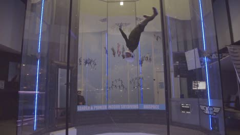 Indoor-Wind-Tunnel-Skydiving-Is-A-Futuristic-Action-Adventure-Sport-3