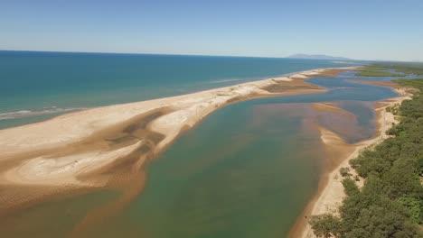 An-aerial-view-shows-the-beaches-of-Alva-in-Queensland-Australia-1