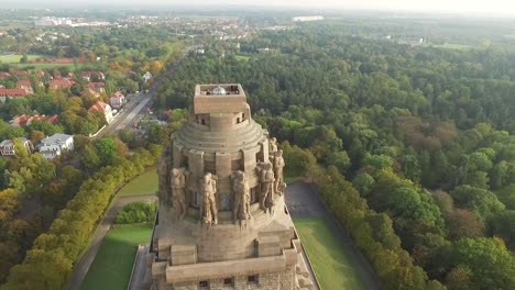 An-aerial-view-shows-tourists-atop-the-Monument-to-the-Battle-of-Nations-1