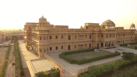 The-Alila-Fort-Bishangarh-in-Jaipur-Rajasthan-India-is-shown
