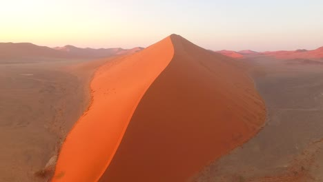 An-aerial-view-shows-a-sand-dune-in-Namibia-Southern-Africa-1