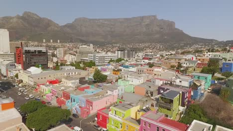 An-aerial-view-shows-traffic-bustling-in-the-city-of-BoKaap-in-Cape-Town-South-Africa-4