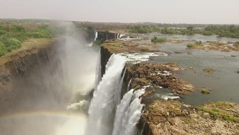 An-aerial-view-shows-Victoria-Falls-at-the-Devil-s-Pool-in-Zambia