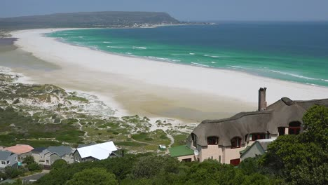 A-large-mansion-sits-on-a-beach-near-Cape-Town-South-Africa