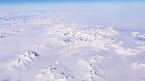 Gute-Antenne-über-Grönland-Eisschild-Und-Schwerer-Schneedecke-4