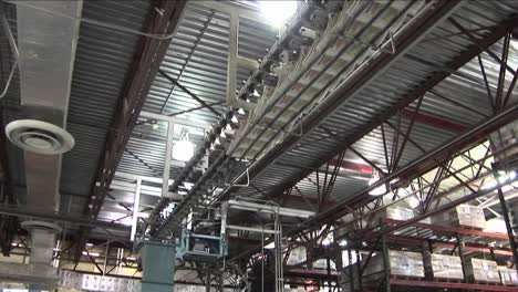 Newspapers-flow-along-an-assembly-line-in-a-newspaper-factory-7