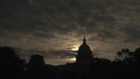 A-timelapse-of-the-Capitol-Building-in-Washington-DC
