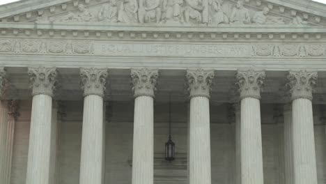 A-zoom-back-from-the-Equal-Justice-Under-Law-sign-at-the-Supreme-Court-Building-in-Washington-DC