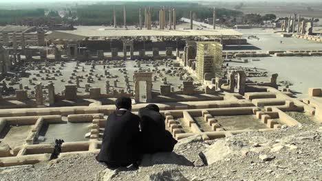 Ruinas-De-La-Antigua-Ciudad-De-Persépolis-En-Irán-1