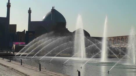 Plaza-Naqshe-Jahan-En-Isfahan-Irán