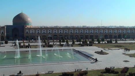 Plaza-Naqshe-Jahan-En-Isfahan-Irán-2