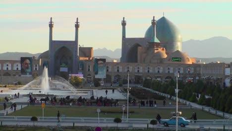 Plaza-Naqshe-Jahan-En-Isfahán-Irán-3