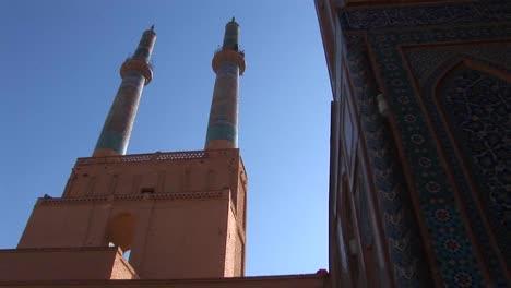 La-Mezquita-Shah-En-La-Plaza-Naqshe-Jahan-En-Isfahan-Irán