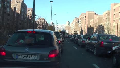 A-busy-city-street-in-Tehran-Iran-1