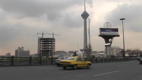 Milad-Tower-in-Tehran-Iran-1