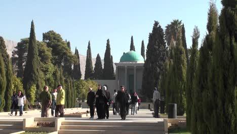 Hosseiniye-Ershad-religious-institute-in-Tehran-Iran-
