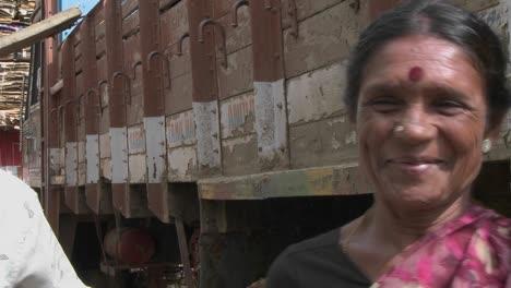 A-Hindu-woman-in-India-