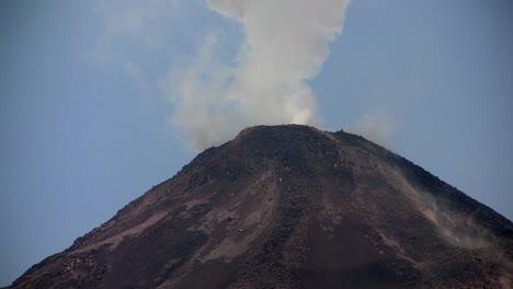 An-active-volcano-bilious-smoke-and-ash-3
