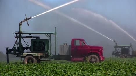 Irrigation-trucks-water-fields