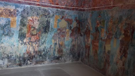 The-ancient-and-mysterious-Bonampak-Mayan-murals-in-Mexican-Yucatan
