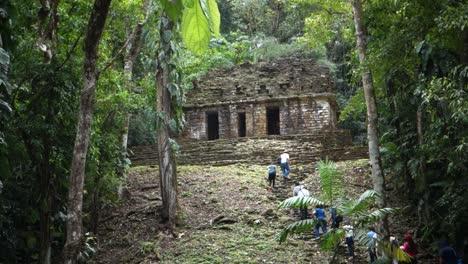 Plano-De-Establecimiento-Del-Templo-Maya-En-Yaxchilian