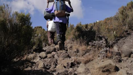 Porters-carrying-gear-down-trail-1