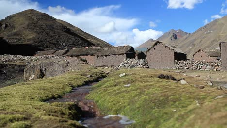Village-backside-with-bubbling-brook