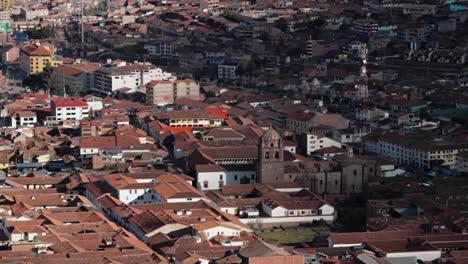 Centro-De-Cusco-Desde-Arriba