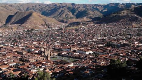 Cusco-Panorama