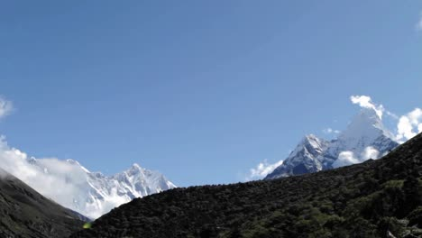 Everest-and-Lhotse