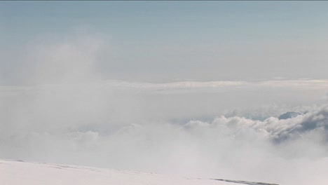Looking-out-above-the-clouds-at-Mount-Foraker