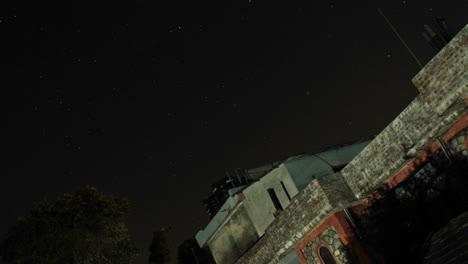 Stars-at-night-over-Pokhara
