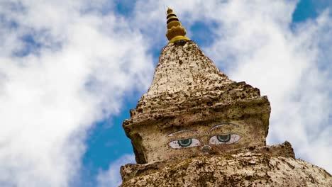 Stupa-Temple