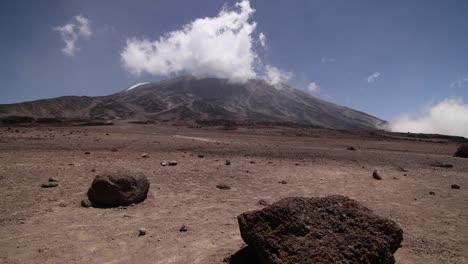 Kilimanjaro-from-a-distance-trekker-crosses