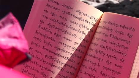 Chanting-to-open-prayer-book