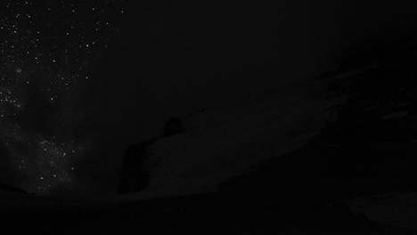 Aconcagua-Time-lapse-Night-Stunning-galaxies-at-high-camp-1
