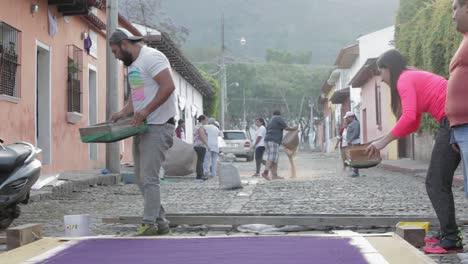 Locals-decorate-an-alfombra-or-carpet-during-Semana-Santa-Easter-week-in-Antigua-Guatemala-4