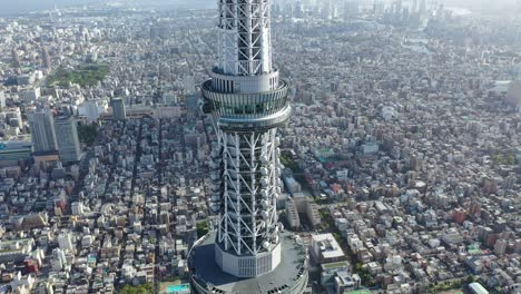 An-aerial-view-highlights-the-Tokyo-Skytree-towering-over-other-buildings-in-Tokyo-Japan-1