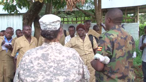 Africans-In-A-Village-In-Uganda-Are-Helped-By-Members-Of-The-Us-Military-To-Cope-With-Ebola-5