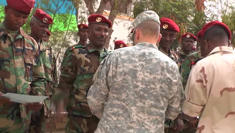 Army-Soldiers-From-Djibouti-Graduate-After-Being-Trained-By-The-Us-Military