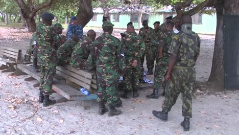 The-Us-Army-And-Marines-Train-Combat-Forces-From-Tanzania-And-Mozambique