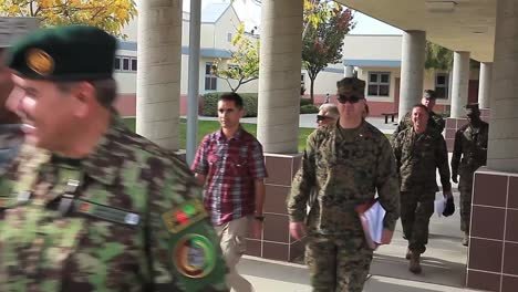 Afghan-Officials-Visit-An-American-Elementary-School-1