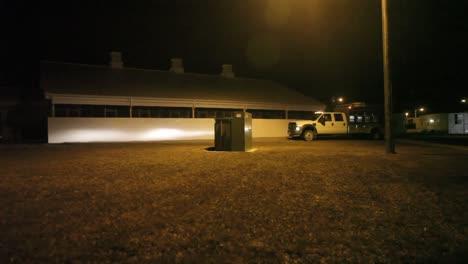 A-Dog-Catcher-Vehicle-Passes-At-Night-1