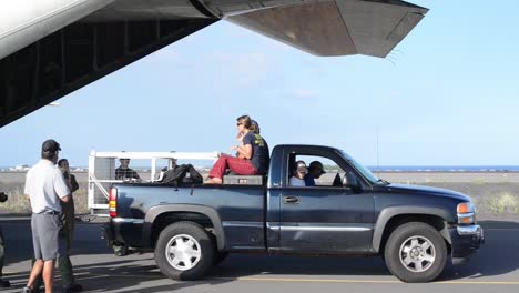 Personnel-From-Noaa-And-The-Coast-Guard-Transport-An-Injured-Monk-Seal