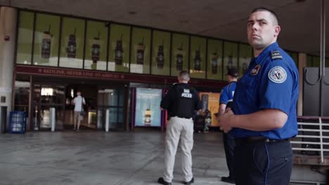 Tsa-Agents-Not-Only-Oversee-Airports-But-Rail-Lines-As-Well